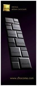 chocoMe csoki az új öntőformából